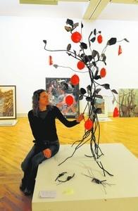 Glenn Davison Sculpture, Family Tree
