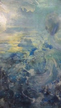 Glenn Davison Paintings, Hypnosis