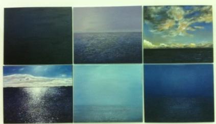 Glenn Davison paintings, Humber Sextant